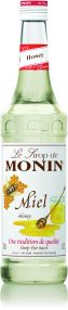 Monin Syrups - Honey 70cl - Sell by January 2018