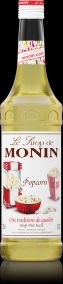 Monin Syrup Popcorn 1L (plastic) - Dated January 2018